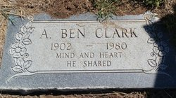 CLARK, ATHOL BENJAMIN - Lipscomb County, Texas | ATHOL BENJAMIN CLARK - Texas Gravestone Photos