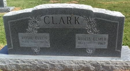 CLARK, WILLIS ELMER - Lipscomb County, Texas   WILLIS ELMER CLARK - Texas Gravestone Photos