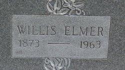 CLARK, WILLIS ELMER (CLOSE UP) - Lipscomb County, Texas | WILLIS ELMER (CLOSE UP) CLARK - Texas Gravestone Photos