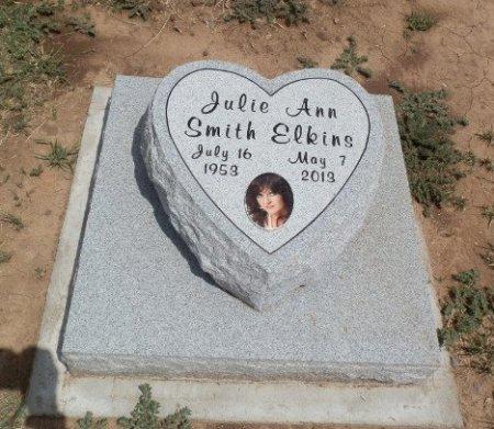 ELKINS, JULIE ANN - Lipscomb County, Texas | JULIE ANN ELKINS - Texas Gravestone Photos