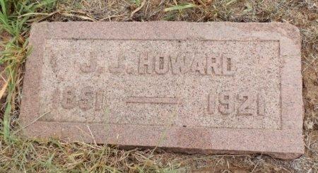 HOWARD, J. J. (JASPER JOSEPH) - Lipscomb County, Texas | J. J. (JASPER JOSEPH) HOWARD - Texas Gravestone Photos