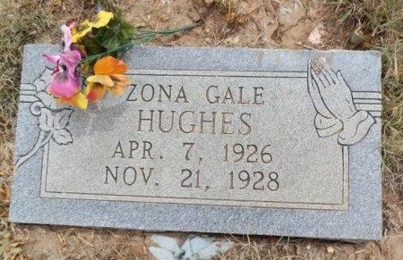 HUGHES, ZONA GALE - Lipscomb County, Texas   ZONA GALE HUGHES - Texas Gravestone Photos