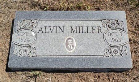 MILLER, ALVIN - Lipscomb County, Texas | ALVIN MILLER - Texas Gravestone Photos