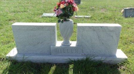 MILLER, CHRIST - Lipscomb County, Texas | CHRIST MILLER - Texas Gravestone Photos