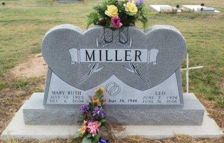 HOWARD MILLER, MARY RUTH - Lipscomb County, Texas | MARY RUTH HOWARD MILLER - Texas Gravestone Photos