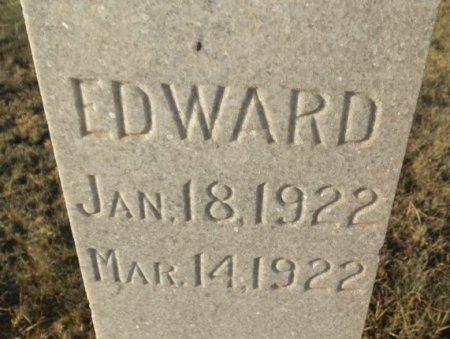 SCHILLING, EDWARD (CLOSEUP) - Lipscomb County, Texas   EDWARD (CLOSEUP) SCHILLING - Texas Gravestone Photos