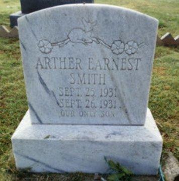 SMITH, ARTHER EARNEST - Lipscomb County, Texas | ARTHER EARNEST SMITH - Texas Gravestone Photos