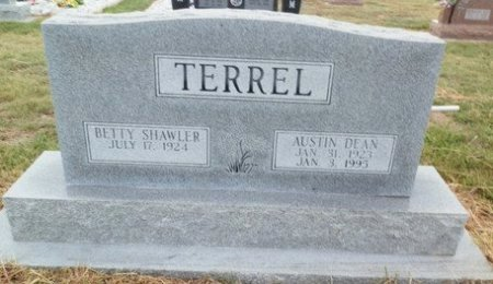 TERREL, BETTY  ANN - Lipscomb County, Texas | BETTY  ANN TERREL - Texas Gravestone Photos