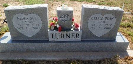 TURNER, NEDRA SUE - Lipscomb County, Texas | NEDRA SUE TURNER - Texas Gravestone Photos