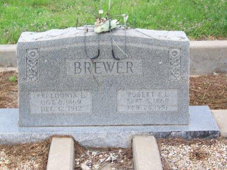 BREWER, FREDONIA L. - Llano County, Texas | FREDONIA L. BREWER - Texas Gravestone Photos