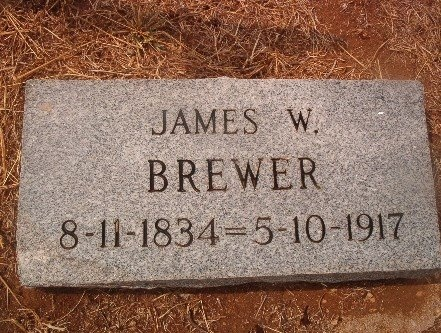 BREWER, JAMES W. - Llano County, Texas | JAMES W. BREWER - Texas Gravestone Photos