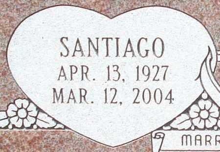 BRISENO, SANTIAGO (CLOSE UP) - Lubbock County, Texas | SANTIAGO (CLOSE UP) BRISENO - Texas Gravestone Photos