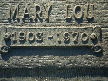 EDLER, MARY LOU  (CLOSEUP) - Lubbock County, Texas   MARY LOU  (CLOSEUP) EDLER - Texas Gravestone Photos
