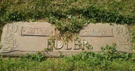 EDLER, OTTO J. - Lubbock County, Texas | OTTO J. EDLER - Texas Gravestone Photos