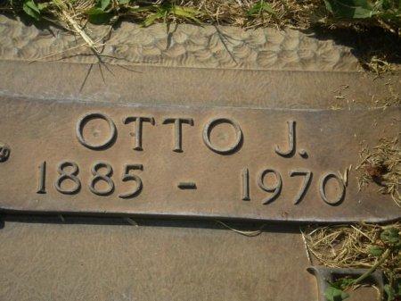 EDLER, OTTO J.  (CLOSEUP) - Lubbock County, Texas | OTTO J.  (CLOSEUP) EDLER - Texas Gravestone Photos