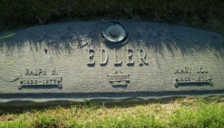 EDLER, MARY LOU - Lubbock County, Texas | MARY LOU EDLER - Texas Gravestone Photos
