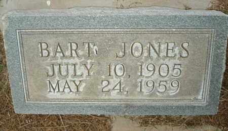 JONES, BARTLETT RANDOLPH - Lubbock County, Texas | BARTLETT RANDOLPH JONES - Texas Gravestone Photos