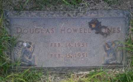 JONES, DOUGLAS HOWELL - Lubbock County, Texas | DOUGLAS HOWELL JONES - Texas Gravestone Photos