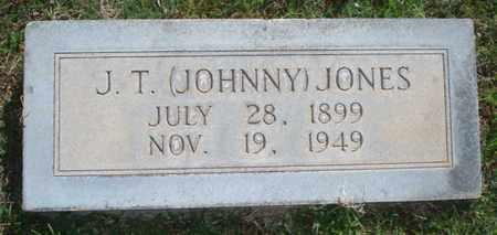 "JONES, J T ""JOHNNY"" - Lubbock County, Texas | J T ""JOHNNY"" JONES - Texas Gravestone Photos"