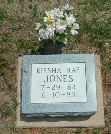 JONES, KIESHA RAE - Lubbock County, Texas | KIESHA RAE JONES - Texas Gravestone Photos