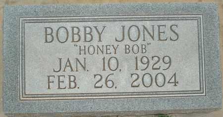 "JONES, ROBERT LEE ""BOBBY"" - Lubbock County, Texas | ROBERT LEE ""BOBBY"" JONES - Texas Gravestone Photos"