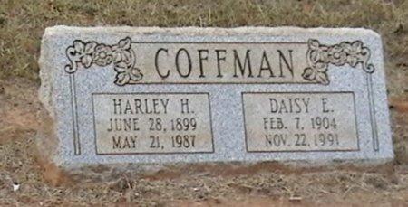COFFMAN, DAISY E - Marion County, Texas | DAISY E COFFMAN - Texas Gravestone Photos