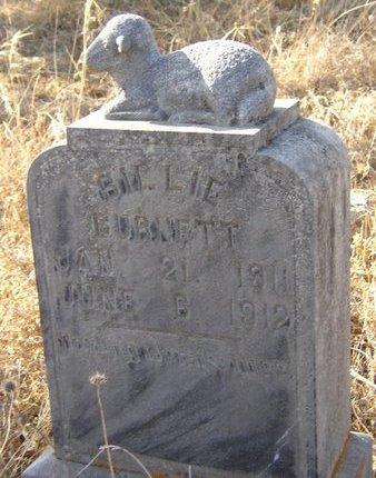 BURNETT, BILLIE - Mason County, Texas | BILLIE BURNETT - Texas Gravestone Photos