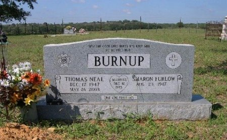 BURNUP, THOMAS NEAL - Mason County, Texas | THOMAS NEAL BURNUP - Texas Gravestone Photos