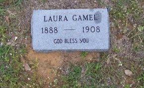 GAMEL, LAURA - Mason County, Texas | LAURA GAMEL - Texas Gravestone Photos