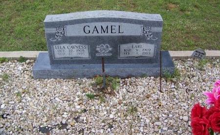 GAMEL, LELA - Mason County, Texas | LELA GAMEL - Texas Gravestone Photos