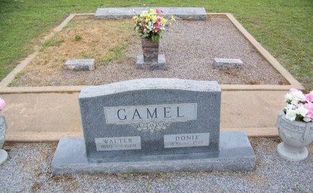 GAMEL, WALTER - Mason County, Texas | WALTER GAMEL - Texas Gravestone Photos