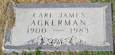 ACKERMAN, CARL JAMES - Matagorda County, Texas   CARL JAMES ACKERMAN - Texas Gravestone Photos