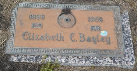 BAGLEY, ELIZABETH EMMA - Matagorda County, Texas   ELIZABETH EMMA BAGLEY - Texas Gravestone Photos