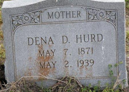 HURD, DENA D. - Matagorda County, Texas | DENA D. HURD - Texas Gravestone Photos