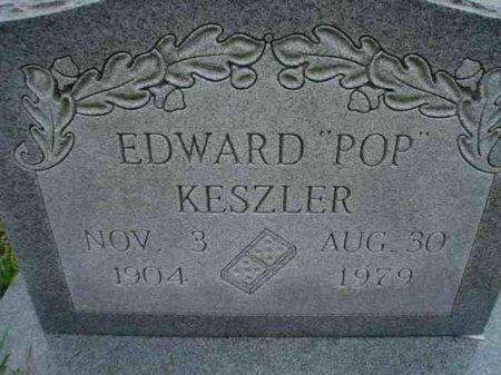 """KESZLER, EDWARD """"POP"""" - Matagorda County, Texas   EDWARD """"POP"""" KESZLER - Texas Gravestone Photos"""