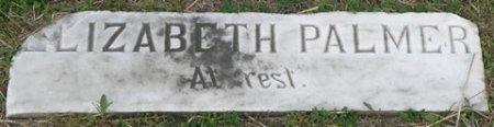 PALMER, ELIZABETH - Matagorda County, Texas | ELIZABETH PALMER - Texas Gravestone Photos