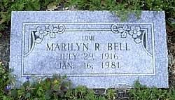 BELL, MARILYN R. - McLennan County, Texas | MARILYN R. BELL - Texas Gravestone Photos