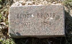 BRUNER, BUDDY - McLennan County, Texas | BUDDY BRUNER - Texas Gravestone Photos