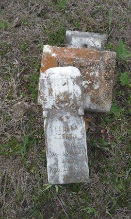 CEFRES, YESLETA - McLennan County, Texas | YESLETA CEFRES - Texas Gravestone Photos