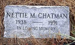 WASHINGTON CHATMAN, NETTIE MAE - McLennan County, Texas | NETTIE MAE WASHINGTON CHATMAN - Texas Gravestone Photos