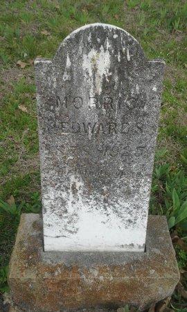 EDWARDS, MORRIS - McLennan County, Texas | MORRIS EDWARDS - Texas Gravestone Photos