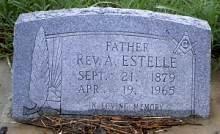 ESTELLE, A. - McLennan County, Texas | A. ESTELLE - Texas Gravestone Photos