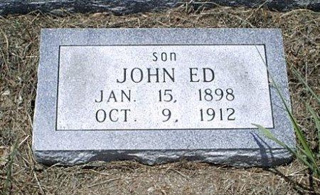 FERRELL, JOHN ED - McLennan County, Texas | JOHN ED FERRELL - Texas Gravestone Photos