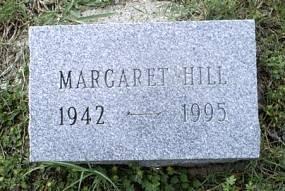 HILL, MARGARET - McLennan County, Texas   MARGARET HILL - Texas Gravestone Photos