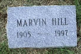 HILL, MARVIN - McLennan County, Texas   MARVIN HILL - Texas Gravestone Photos