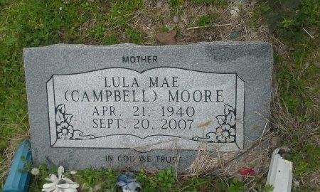 MOORE, LULA MAE - McLennan County, Texas   LULA MAE MOORE - Texas Gravestone Photos