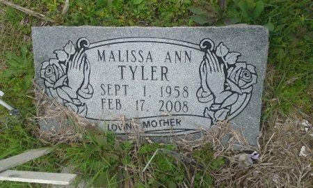 TYLER, MALISSA ANN - McLennan County, Texas | MALISSA ANN TYLER - Texas Gravestone Photos