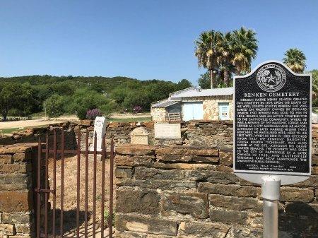 *RENKEN OVERVIEW,  - Medina County, Texas |  *RENKEN OVERVIEW - Texas Gravestone Photos