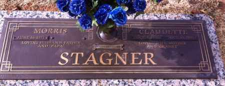STAGNER, CLAUDETTE - Midland County, Texas | CLAUDETTE STAGNER - Texas Gravestone Photos