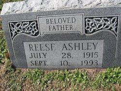 ASHLEY, REESE - Milam County, Texas | REESE ASHLEY - Texas Gravestone Photos
